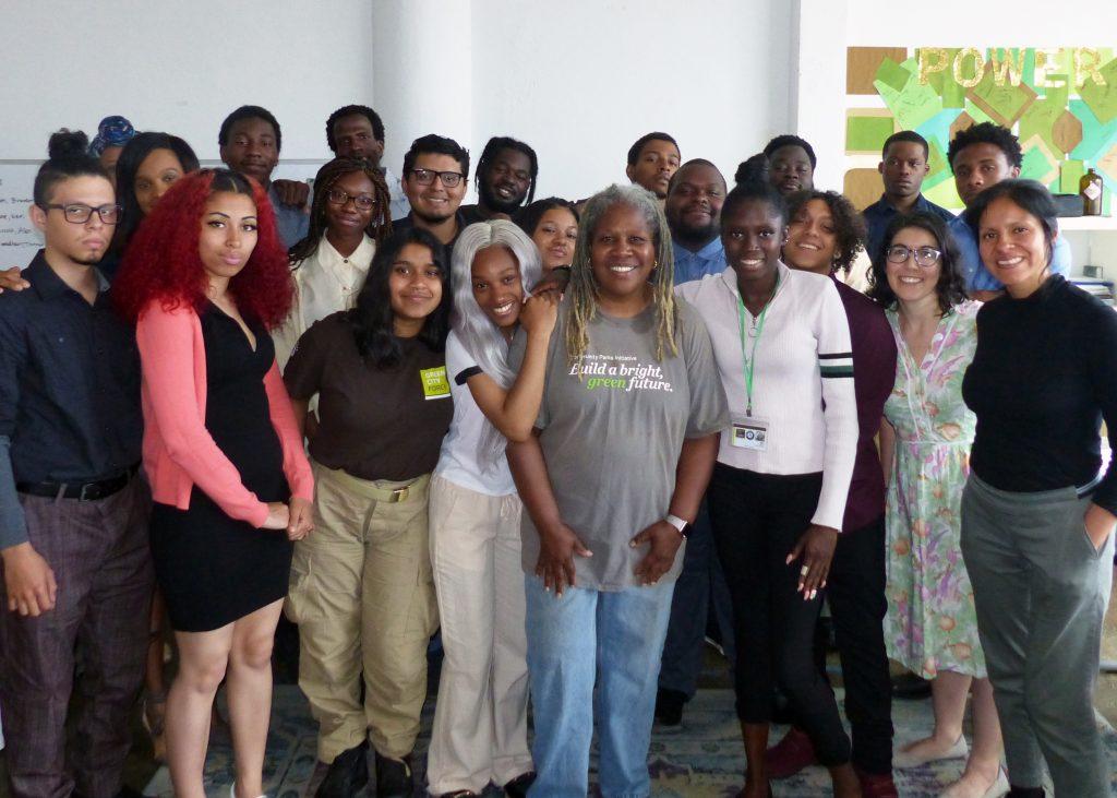 Rise & Root Co-founder Karen Washington Visit