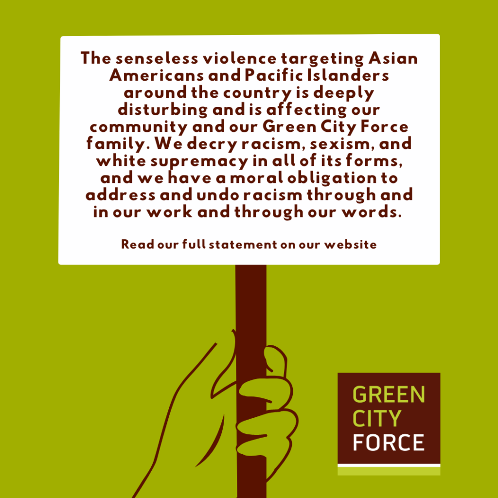In Solidarity with Asian American and Pacific Islander Communities